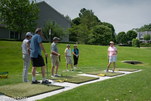 Pleasantville Country Club Clinics